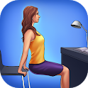 Office Workout - Exercises at Your Office Desk icon