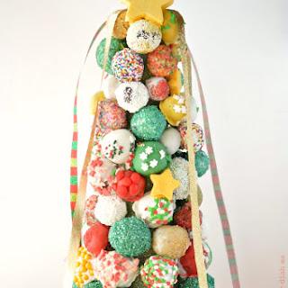 Oreo Cookie Ball Tree
