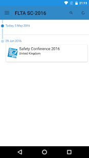 FLTA Safety Conference 2016- screenshot thumbnail