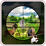 Air Hunting Safari Icon