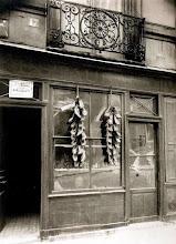 Photo: RUE DU PETIT- PONT (5 ARR) , 1913.- EUGÈNE ARGET