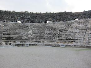Photo: The theater had a third level at its height