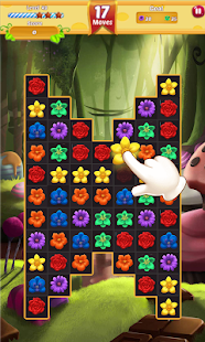 Download Blossom Blitz - Flower Crush Match 3 For PC Windows and Mac apk screenshot 1