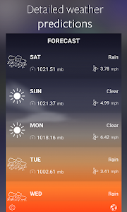 World Weather - Free Forecast screenshot 2