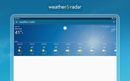 Weather & Radar USA