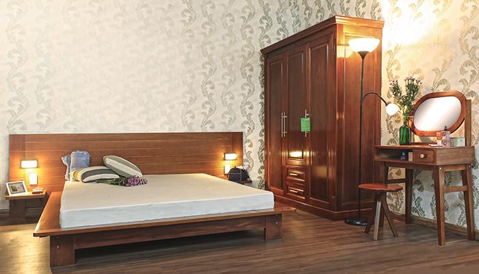 Kết quả hình ảnh cho bộ giường ngủ cao cấp Nội thất Vạn Xuân