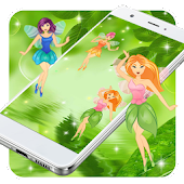 Flying Woods Fairy Live Wallpaper Android APK Download Free By HD Themes And Wallpaper