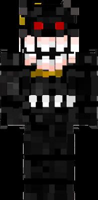 Terror Nova Skin - Skin para minecraft q