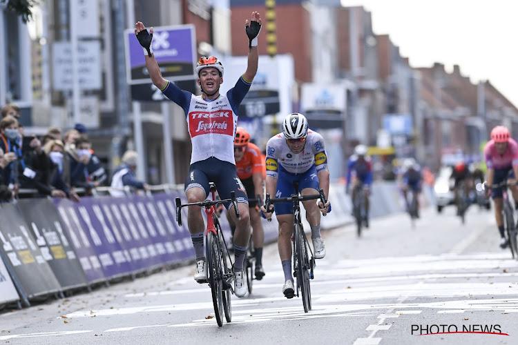"""Ex-wereldkampioen moest opgeven in de Scheldeprijs, maar: """"Hij zal erbij zijn in de Ronde van Vlaanderen"""""""