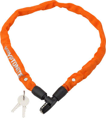 Kryptonite Keeper 465 Chain Lock with Key: 2.13' x 4mm alternate image 3