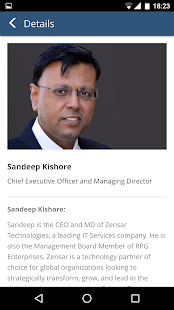 Zensar- screenshot thumbnail