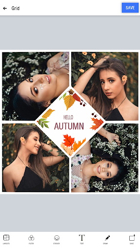 Photo collage maker & Photo Layout screenshots 3