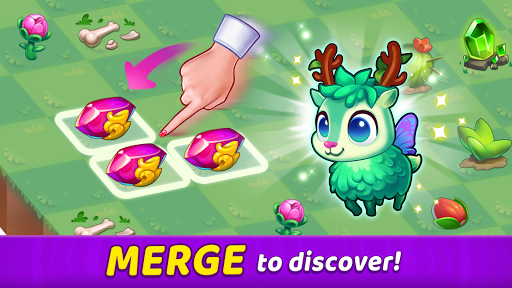 Wonder Merge - Magic Merging and Collecting Games androidiapk screenshots 1