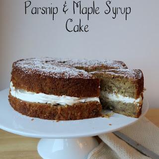 Orange Maple Syrup Cake Recipes
