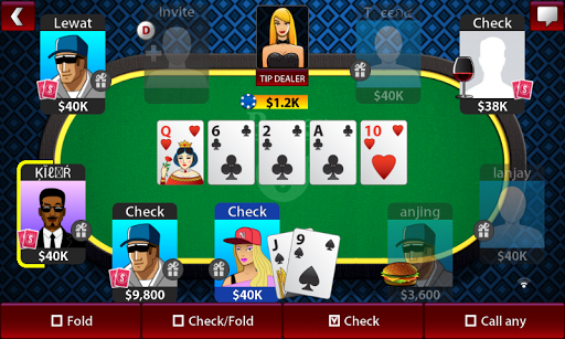 Texas Holdem Poker Online Free - Poker Stars Game 2.4.3.1 screenshots 4