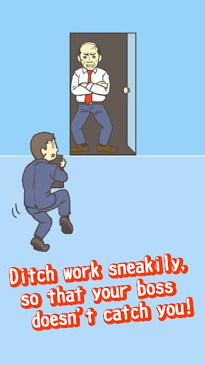 Ditching Work2u3000-room escape game screenshots 2