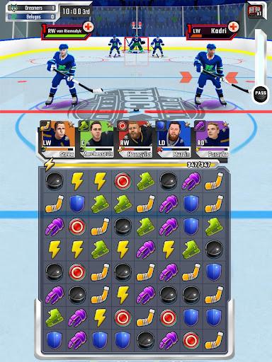 Puzzle Hockey - Official NHLPA Match 3 RPG 2.34.0 screenshots 12