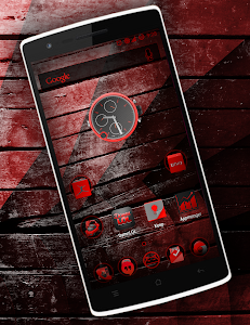 BloodRed CM11 & CM12 Theme v1.0.4