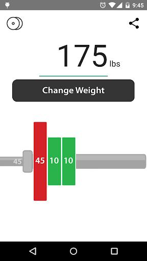RackMath Gym Weight Calculator