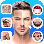 Handsome : Men Photo Editor, New Hairstyle for Men