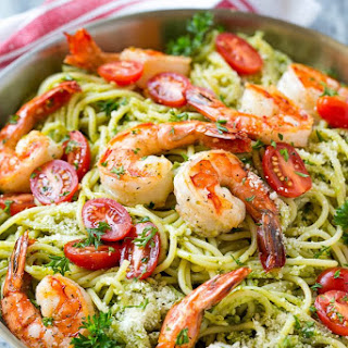 Pink Sauce With Shrimp Recipes