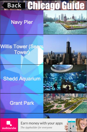 Chicago Tourist Guide