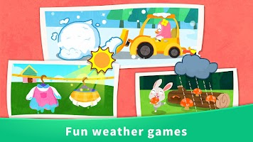 Baby Panda's Learning Weather