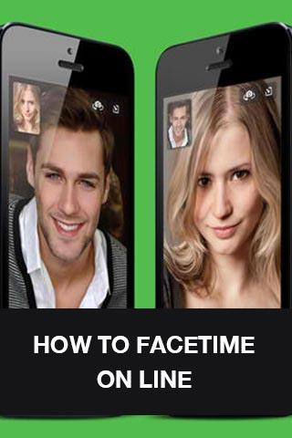How to Facetime on Line
