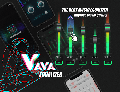 Equalizer Sound Booster - VAVA EQ Music Bass Boost v2 0 [ad-free