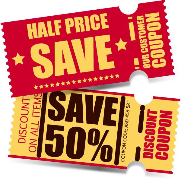 Coupon code, Discount code, how to find the best coupon deals
