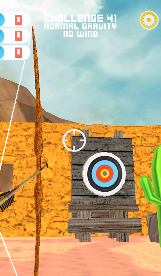 Archery Master Challenges: Bow & Arrows Game- screenshot