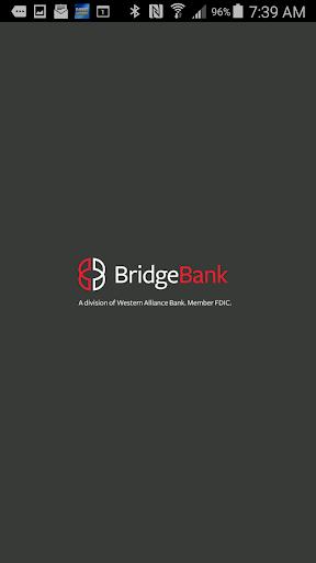 Bridge Bank Mobile Banking