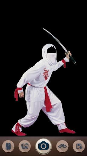 Ninja Photo Suit