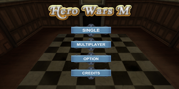 Hero War M screenshot 1