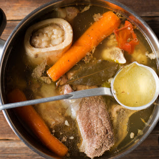 Bulletproof Bone Broth