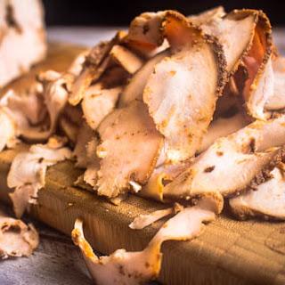 Honey Mesquite Deli Turkey Meat.