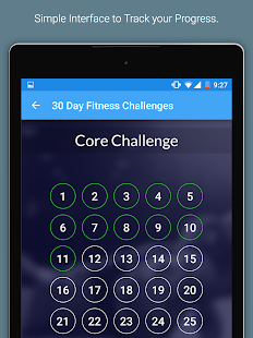 30 Day Fitness Challenges Screenshot 8