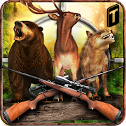 Game Wild Hunter Jungle Shooting 3D apk for kindle fire