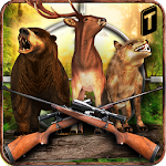 Wild Hunter Jungle Shooting 3D 1.1 Apk