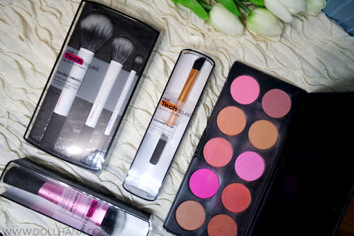 real techniques philippines makeup brushes review