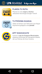 LPA Movilidad screenshot 1