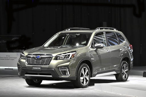 The fifth generation Subaru Forester is expected in SA in the first quarter of 2019. Picture: QUICKPIC