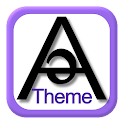 Alvə Deep Purple Light Theme icon