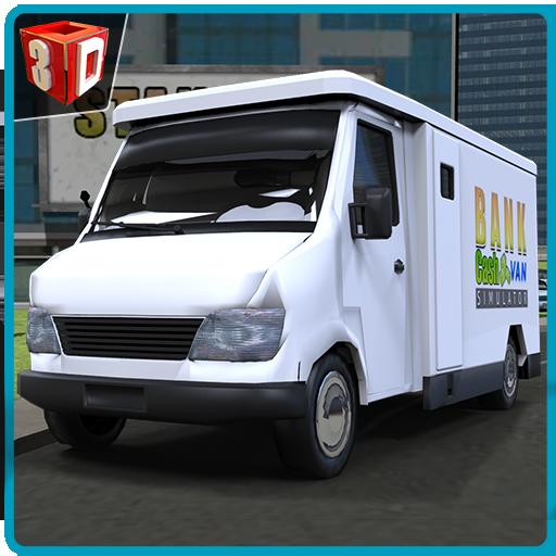 Bank Cash Van Simulator file APK Free for PC, smart TV Download