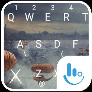 World Fantasy Keyboard Theme for PC