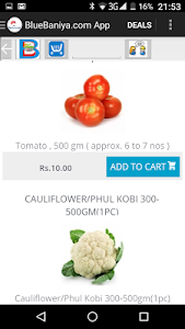 BlueBaniya Online Local Grocer screenshot 5