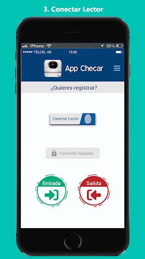 app checar fingerprint screenshot 2