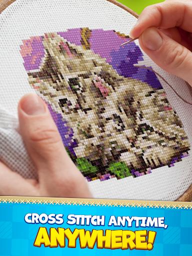 CROSS-STITCH screenshot 7