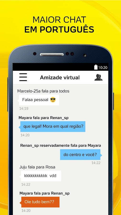 chat amizade portugal bate papo portugues