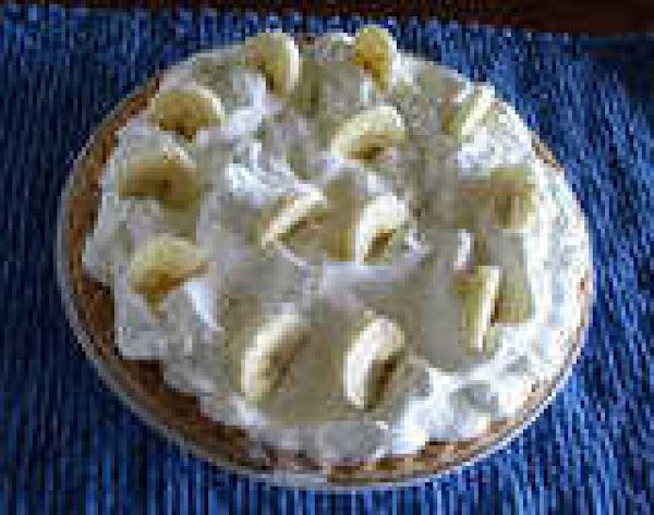 Chocolate Chip Banana Cream Pie Recipe